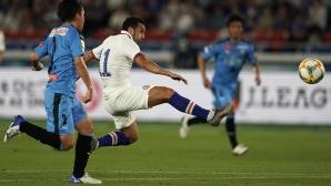 Пулишич дебютира за Челси, първа загуба за Лампард