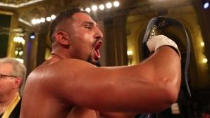 Назначиха битка на вероятен съперник на Кубрат Пулев с Джо Джойс
