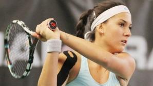 Джулия Терзийска се класира на финала на двойки в Португалия