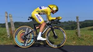 Алафилип увеличи аванса си на върха на Тур дьо Франс с етапна победа