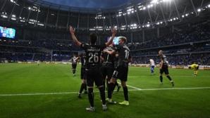 Празникът на Динамо се превърна в кошмар (видео)
