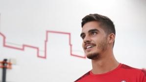 Милан и Монако си стиснаха ръцете за Андре Силва