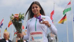 Александра Начева: Очаквах злато, но и среброто е доста добър резултат