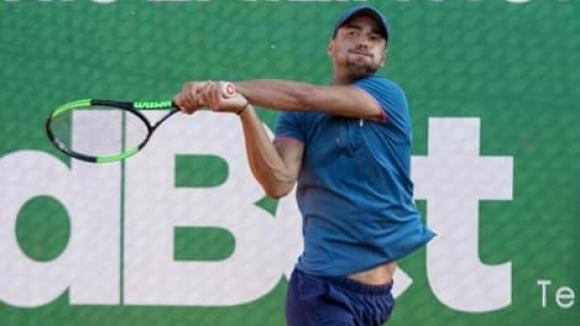 """Кузманов прескочи първия кръг на """"Чалънджър""""-а в Тампере след спасен мачбол"""