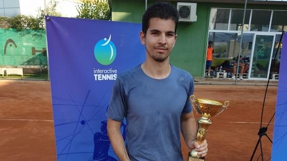 Любен Попов спечели втория ITL Challenger