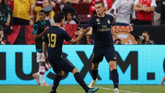 Реал Мадрид победи Арсенал след дузпи, Бейл се завърна с гол