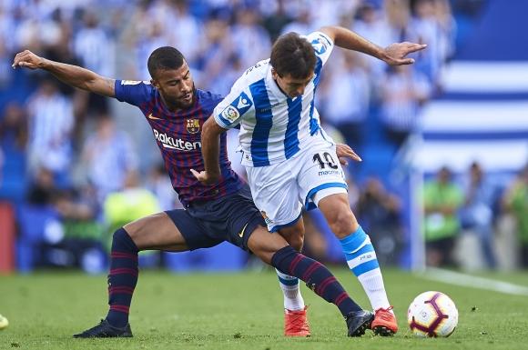 Фиорентина се насочи към футболист на Барселона