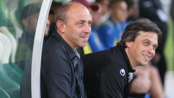 Илиан Илиев: Не сме изпадали в еуфория след победата над ЦСКА
