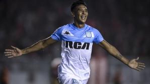 Милан си хареса аржентински талант