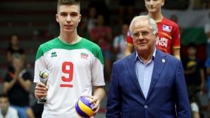Данчо Лазаров: Това поколение има страхотно бъдеще