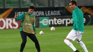 АЕК ще атакува Левски с преминал през Атлетико Мадрид