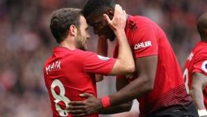 Мата иска Погба да остане в Манчестър Юнайтед