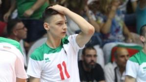 Александър Николов: Беше удоволствие да играем пред тази публика (видео)