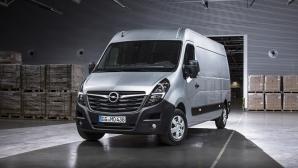 Вече в продажби: Новият Opel Movano