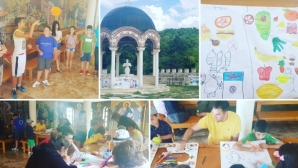 #BeActive уикенд в Гигински манастир Св. Св. Козма и Дамян