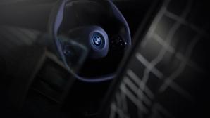 Всичко под ръка, всичко пред погледа: многоъгълният волан на BMW iNEXT