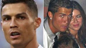 Паднаха обвиненията за изнасилване срещу Роналдо