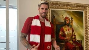 Новият в ЦСКА-София няма нито един мач тази година