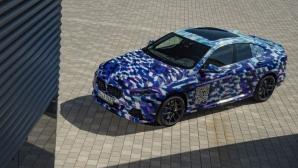 Първото BMW Серия 2 Гран Купе: финални тестове в необичаен дизайн