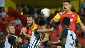 Жоро Костадинов игра едно полувреме в тъжния евродебют на Арсенал (Тула)