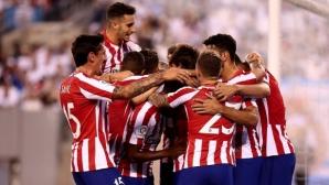 Атлетико унижи Реал със 7:3 в невероятен голов спектакъл (видео)