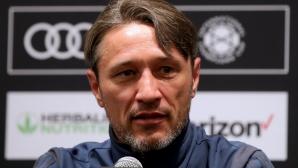 Нико Ковач изглежда уверен в трансфера на Сане