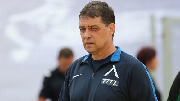 Хубчев: Някои изиграха най-силният си мач за Левски, не градим отбора около...
