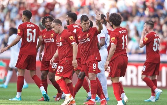 Ливърпул направи силен последен мач преди дуела с Манчестър Сити (видео)