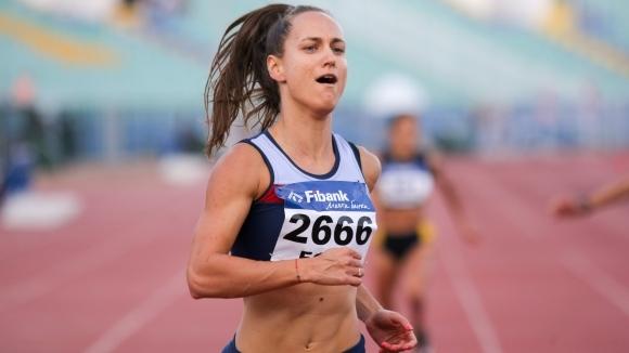Инна Ефтимова с победа на 100 метра в Испания