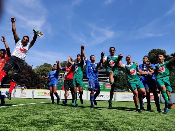 Историческо! България победи Бразилия на футбол