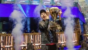 16-годишен спечели три милиона долара от видеоигра