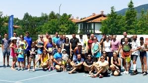 Ударна доза тенис, голф и боулинг в Riu Pravets Open 2019