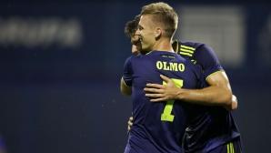 Динамо (Загреб) се разигра в последните минути