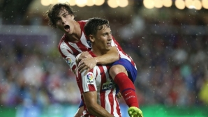 Ибра, Швайни и компания затрудниха Атлетико повече от Реал (видео)