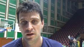 Тодор Алексиев: С Хебър ще гоним шампионска титла и Купата на България (видео)