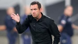 Рикардо Шеу: Треньорът на Локомотив дойде в съблекалнята и ни поздрави за страхотния мач