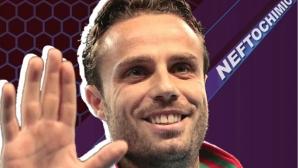 Теодор Салпаров остава при шампионите и през новия сезон