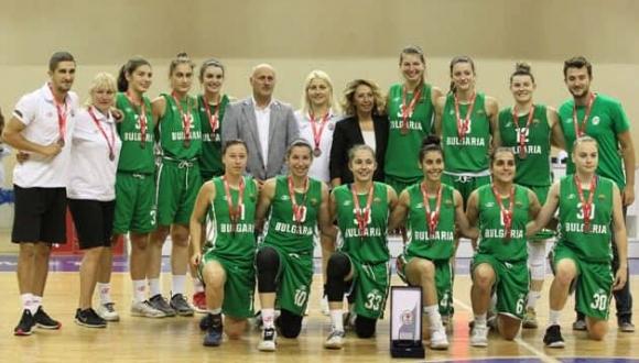 Финландия победи България на Европейското по баскетбол за жени до 20 години