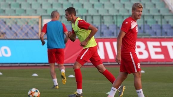 Марков: Не виждах как Левски ще ни отбележи гол