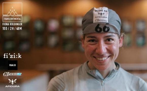 Фиона - момичето, което спечели Transcontinental Race 7