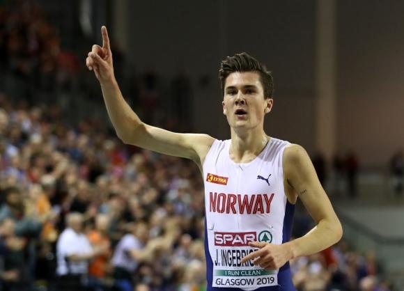 Якоб Ингебритцен и Молер са най-добрите атлети в Европа за юли