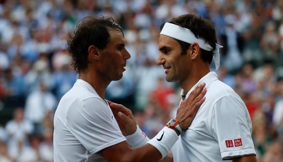 """Надал: Не съм обсебен от 20-те титли от """"Големия шлем"""" на Федерер"""
