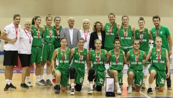 България докосва полуфинала на ЕП по баскетбол за жени до 20 години