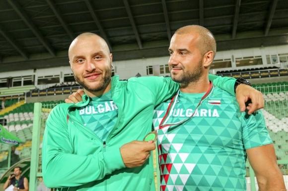 Марк Славов се пребори за третото място на копие в Хърватия