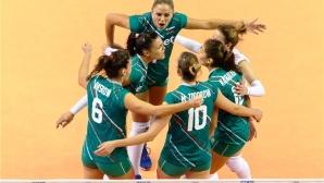 България завърши с разгром над Казахстан на олимпийската квалификация (видео + галерия)