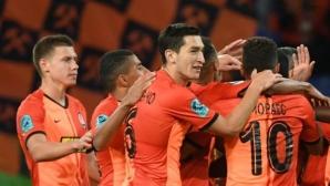 Жуниор Мораеш с първи гол за сезона (видео)