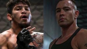 Дилън Данис се заяде с Колби: Имах чувството, че гледам UFC 1