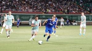 Ахмат нанесе четвърта загуба на Оренбург