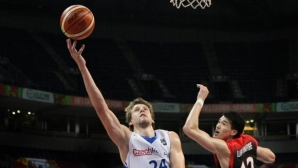 MVP на Евролигата пропуска Световното