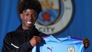 Манчестър Сити привлече 18-годишно крило от Спортинг